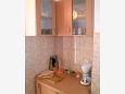Zadar - Diklo, Kitchen u smještaju tipa apartment, WIFI.