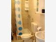 Bathroom - Apartment A-6300-d - Apartments Privlaka (Zadar) - 6300