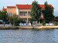 Property Privlaka (Zadar) - Accommodation 6300 - Apartments near sea with sandy beach.