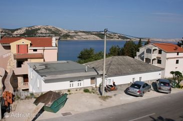 Property Stara Novalja (Pag) - Accommodation 6301 - Apartments near sea.