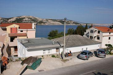 Obiekt Stara Novalja (Pag) - Zakwaterowanie 6301 - Apartamenty blisko morza.