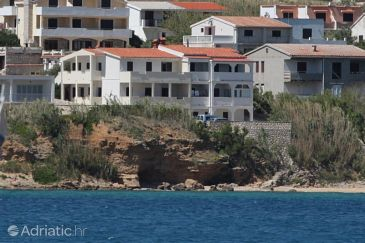 Property Pag (Pag) - Accommodation 6328 - Apartments near sea with sandy beach.