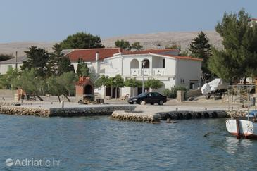 Property Kustići (Pag) - Accommodation 6335 - Apartments near sea.