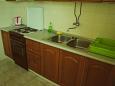 Viganj, Kitchen u smještaju tipa apartment, WIFI.