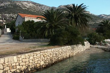 Property Viganj (Pelješac) - Accommodation 634 - Apartments near sea with pebble beach.