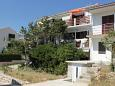 Property Pag (Pag) - Accommodation 6367 - Apartments with pebble beach.