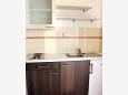Kitchen - Studio flat AS-6379-a - Apartments Metajna (Pag) - 6379