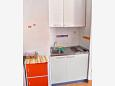 Kitchen - Studio flat AS-6384-b - Apartments Pag (Pag) - 6384