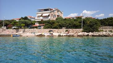 Property Mandre (Pag) - Accommodation 6386 - Apartments near sea.