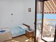 Bedroom 1 - Apartment A-6387-e - Apartments Zubovići (Pag) - 6387