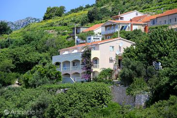 Property Mokalo (Pelješac) - Accommodation 639 - Apartments with pebble beach.