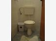 Toilet - Studio flat AS-6392-a - Apartments Kustići (Pag) - 6392