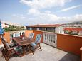 Terrace - Apartment A-6412-a - Apartments Pag (Pag) - 6412