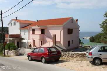 Property Jakišnica (Pag) - Accommodation 6424 - Apartments near sea with pebble beach.