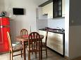 Dining room - Studio flat AS-6425-b - Apartments Metajna (Pag) - 6425