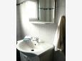 Bathroom - Studio flat AS-6425-d - Apartments Metajna (Pag) - 6425