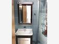 Bathroom - Studio flat AS-6426-a - Apartments Metajna (Pag) - 6426