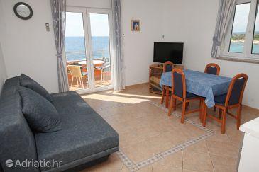 Lun, Living room u smještaju tipa apartment, dostupna klima.