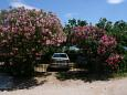 Parking lot Pirovac (Šibenik) - Accommodation 6429 - Apartments near sea with pebble beach.