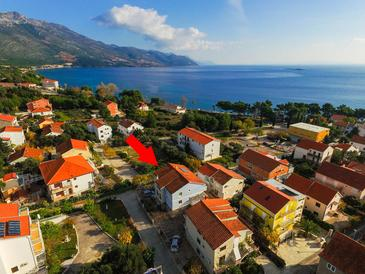 Property Orebić (Pelješac) - Accommodation 643 - Apartments with sandy beach.
