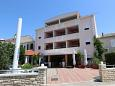 Property Novalja (Pag) - Accommodation 6432 - Apartments with pebble beach.