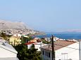Terrace - view - Apartment A-6433-a - Apartments Pag (Pag) - 6433