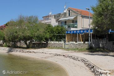 Property Grebaštica (Šibenik) - Accommodation 6437 - Apartments near sea with pebble beach.