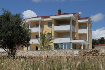 Property Biograd na Moru (Biograd) - Accommodation 6438 - Apartments with pebble beach.