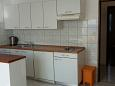 Kitchen - Apartment A-6440-a - Apartments and Rooms Seline (Paklenica) - 6440