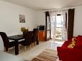 Living room - Apartment A-6447-a - Apartments and Rooms Pirovac (Šibenik) - 6447