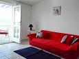 Living room - Apartment A-6447-d - Apartments and Rooms Pirovac (Šibenik) - 6447