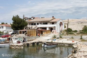 Property Kustići (Pag) - Accommodation 6449 - Apartments near sea.