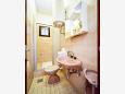 Zadar - Diklo, Bathroom 3 u smještaju tipa apartment, WIFI.