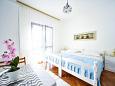 Zadar - Diklo, Bedroom 2 u smještaju tipa apartment, WIFI.