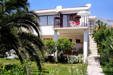 Property Orebić (Pelješac) - Accommodation 646 - Apartments with sandy beach.