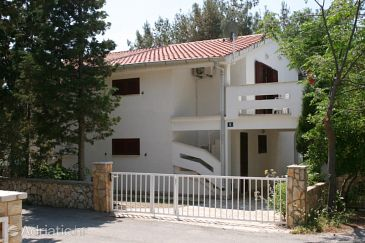 Property Stara Novalja (Pag) - Accommodation 6463 - Apartments with pebble beach.