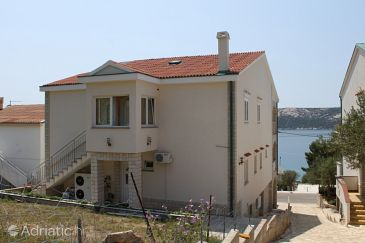 Property Stara Novalja (Pag) - Accommodation 6469 - Apartments near sea.