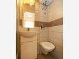 Bathroom - Studio flat AS-6475-a - Apartments Pag (Pag) - 6475