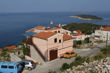 Property Bilo (Primošten) - Accommodation 6478 - Apartments with pebble beach.