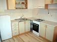 Kitchen - Apartment A-6480-a - Apartments Zaton (Krka) - 6480