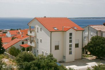 Property Mandre (Pag) - Accommodation 6484 - Apartments in Croatia.