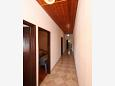 Hallway - Apartment A-6488-c - Apartments Metajna (Pag) - 6488