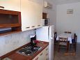 Kitchen - Apartment A-6491-b - Apartments Novalja (Pag) - 6491