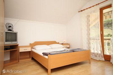Metajna, Living room u smještaju tipa studio-apartment, dopusteni kucni ljubimci i WIFI.