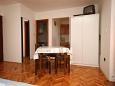 Dining room - Studio flat AS-6504-a - Apartments Novalja (Pag) - 6504