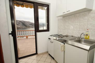 Studio flat AS-6505-f - Apartments Metajna (Pag) - 6505