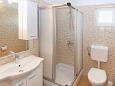 Bathroom - Apartment A-6510-b - Apartments Vlašići (Pag) - 6510