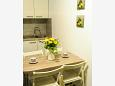 Jadalnia - Apartament A-6516-a - Apartamenty Mandre (Pag) - 6516