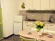 Kitchen - Apartment A-6516-a - Apartments Mandre (Pag) - 6516