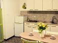 Kuchnia - Apartament A-6516-a - Apartamenty Mandre (Pag) - 6516